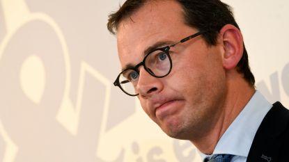 """Wouter Beke (CD&V): """"Centrumrechtse coalitie in Antwerpen is niet onmogelijk"""""""
