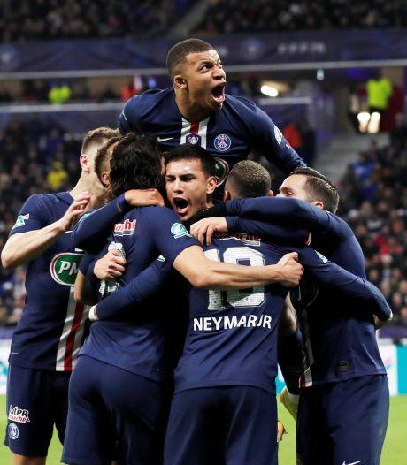 Frans voetbal voorlopig verder met maximaal duizend toeschouwers