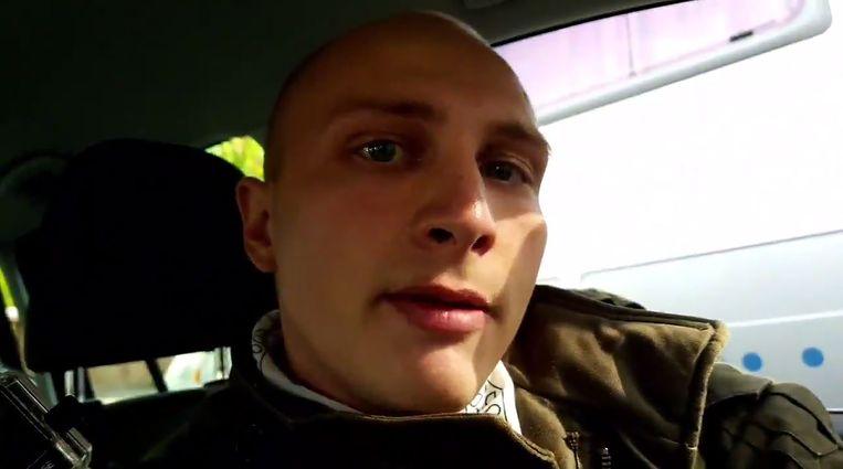 Verdachte Stephan Billiet.