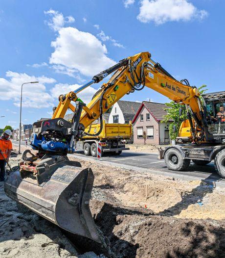 Herinrichting Wouwseweg en Rucphensebaan in Roosendaal door coronacrisis vertraagd