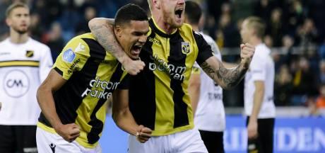 Van der Werff in basis Vitesse, Doekhi op de bank voor cruciale pot tegen PEC Zwolle