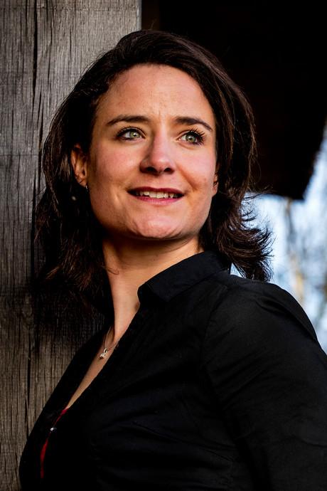 Marianne Vos was arts geworden als ze niet kon fietsen, onthult ze op kinderpersconferentie