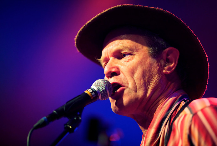Chris Jagger speelt woensdag 19 februari met zijn band in De Rozenknop in Eindhoven.