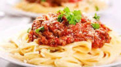 Spaghettifestijn in De Hoop