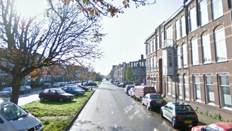 Valkenboslaan in Den Haag Beeld Google Streetview