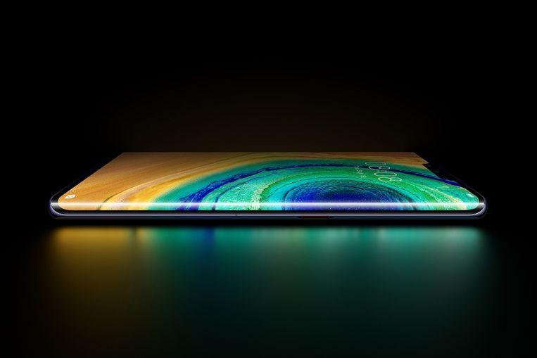 De nieuwe Huawei Mate 30