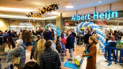 Wijnegem Shopping heeft weer supermarkt (en daar zat massa bezoekers duidelijk op te wachten)
