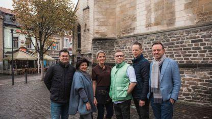 Vier dagen lang Café d'Hiver in Bilzen
