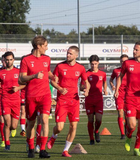 DOVO rekent in oefenduel af met Willem II onder 21