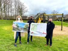 Koolkerke krijgt een nieuw park met kabelbaan, schommels en vlindertuin