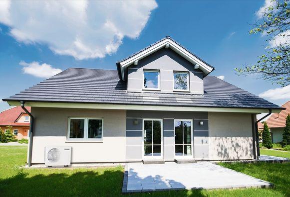 Een hybride verwarming is eenvoudig te installeren in bestaande woningen en perfect voor renovatieprojecten.