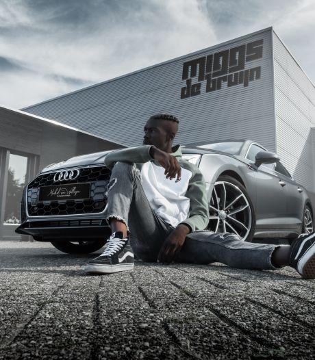 Snelle rapper Miggs De Bruijn scoort met nieuwe plaat: 'De motor draait weer'