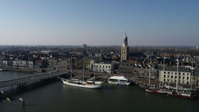 Videostill Stilte in beeld: Kampen