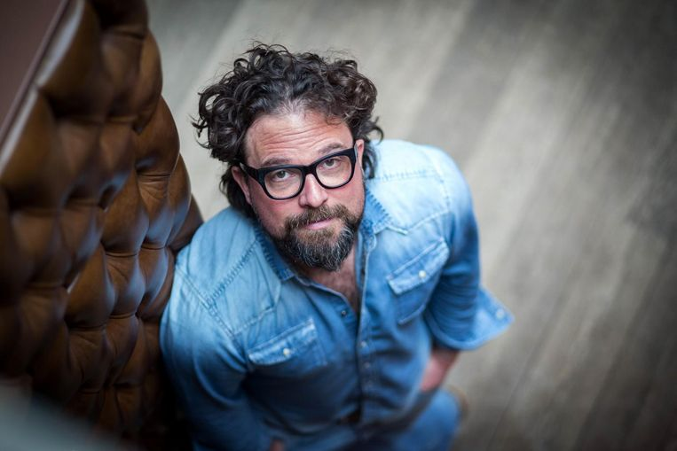 Geert Verdickt van de band Buurman presenteert een gloednieuw, swingend album: Dans en Dwaal.