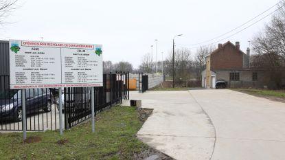 Recyclageparken in Asse gaan opnieuw open (maar alleen op afspraak)