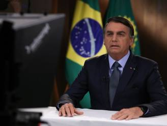 Bolsonaro: inheemse stammen schuldig aan branden in Amazonewoud