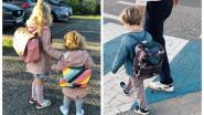 SCHOOLBITS. BV-kinderen gaan terug naar school
