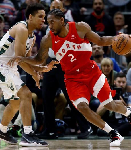 Kawhi Leonard emmène Toronto à une victoire de la finale NBA