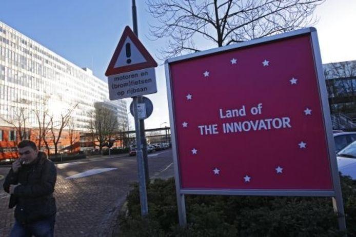 Exterieur van de TU Eindhoven. ANP