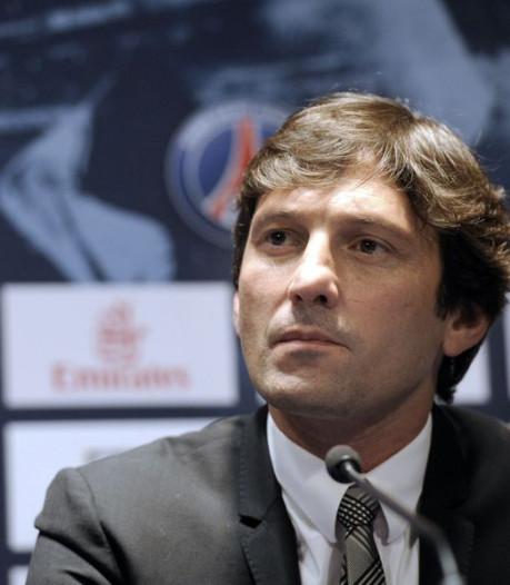 Leonardo redevient directeur sportif du PSG