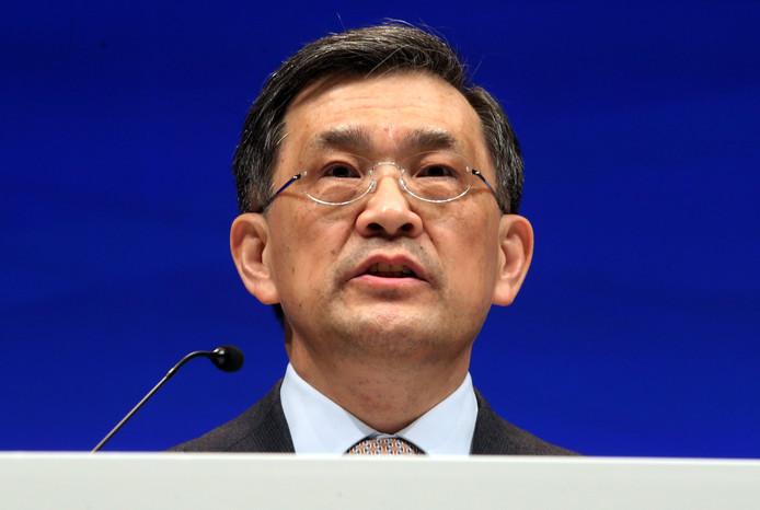 Kwon Oh-hyun, topman electronica Samsung
