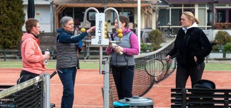 Ook ín Tennisclub Dieren is er nu onenigheid: 'nieuw tennispark is niet realistisch'