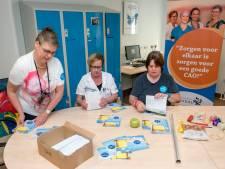 Vakantiekaart is eerste CAO-actie van ziekenhuis  St Jansdal in Harderwijk, Lelystad en Dronten