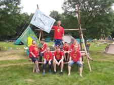 Scouts mogen vaker kamperen bij St. Walrick