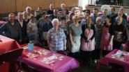 Eetdagen fanfare Sint-Lambertus opnieuw groot succes