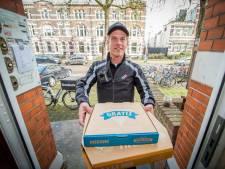 Nijmeegse pizzabezorgers vanaf nu met bodycam de straat op