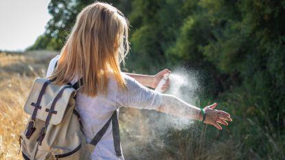 Last van muggen, teken of processierupsen? Zo kan je beten en steken voorkomen, herkennen en genezen