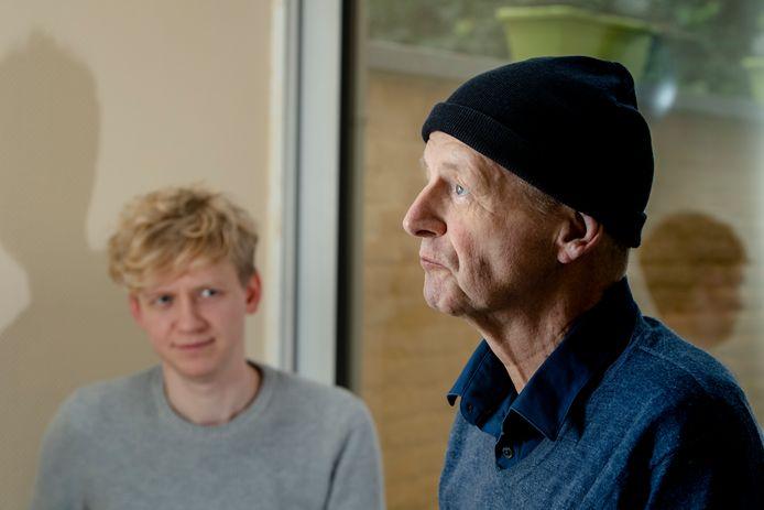 Vader en zoon, Ben en Dirk Van Duppen