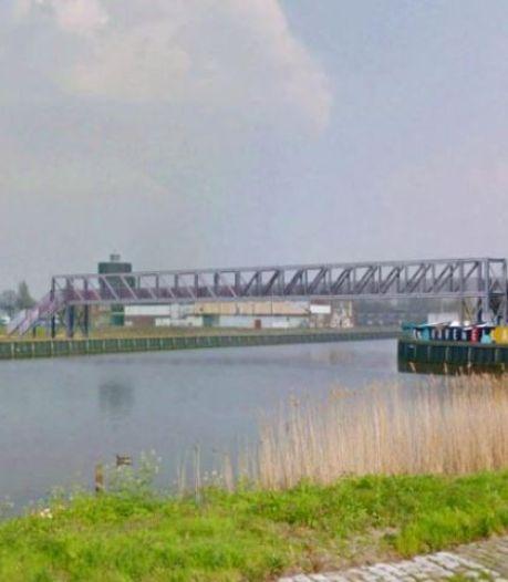 Weer een wapenfeit in bruisende Belcrumhaven: de brug gaat er komen
