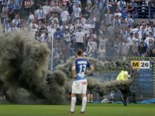Lech Poznan krijgt als straf acht wedstrijden zonder publiek