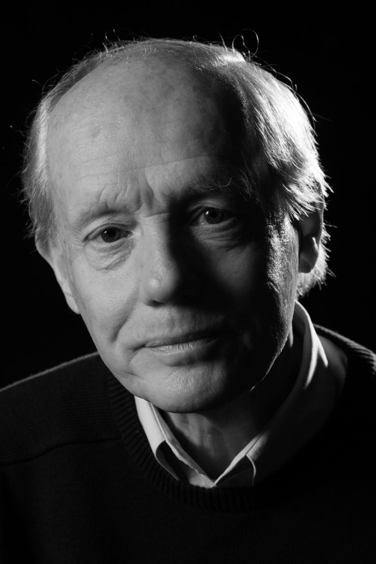 Theoloog Hans Bouma. Beeld Trouw