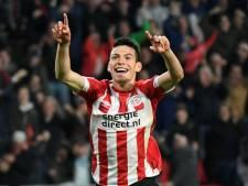 Lozano neemt afscheid van PSV en wordt woensdag medisch gekeurd in Italië