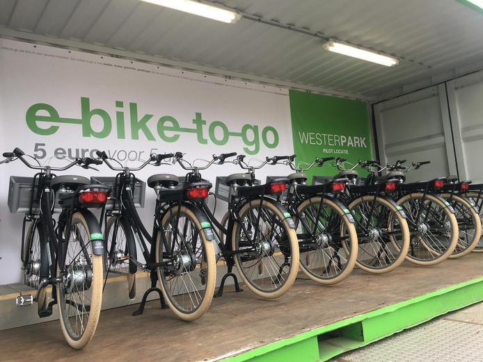 E-bikes zijn al niet meer weg te denken uit het straatbeeld.