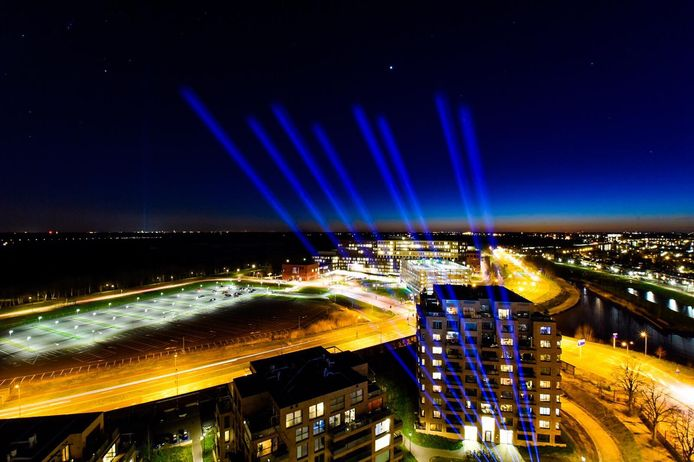 Light the Sky in Den Bosch