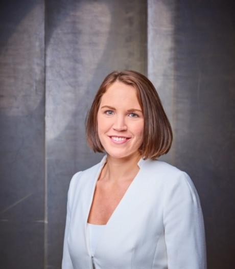 Anne Zouridis voor CDA in raad Tilburg