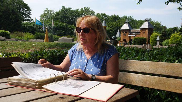 Mari-Anne Marijnissen blikt terug op het begin van speeltuin De Elckerly, dit jaar 25 jaar geleden.