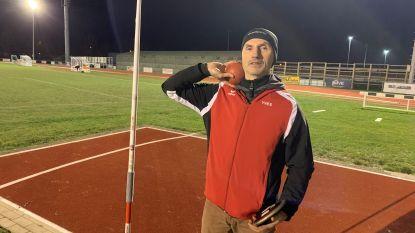Atletiekclub Flac Hoppeland leert je via Start to Throw kogelstoten, speerwerpen en discuswerpen