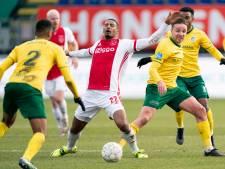 LIVE | Fel Fortuna vlak na pauze weer naast Ajax in fraaie wedstrijd