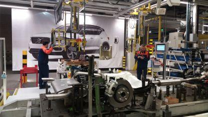 Volvo Cars stopt nu toch. Fabriek gaat vanmiddag gefaseerd dicht