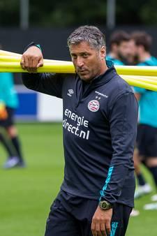 Brood ook komend seizoen assistent bij PSV
