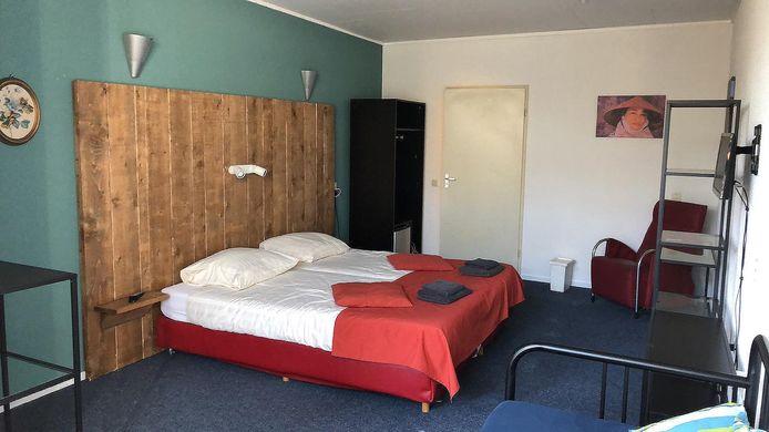 Een hotelkamer bij de Brabantse Boerin