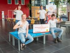 Vier Rijssense Reggesteyn-leerlingen in finale van Vakkanjers Challenge 2020