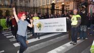 """Klimaatbeweging bezet Wetstraat en wil dat nog tot dinsdag volhouden: """"Dit is een niet te missen moment"""""""