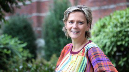 """Katrien Partyka verrast met haar kandidaat-voorzitterschap van CD&V, maar stelt iedereen gerust: """"Ik blijf zeker burgemeester van Tienen"""""""