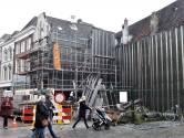 Straatbeeld: Eindelijk start herstel FEBO-pand aan de Hinthamerstraat