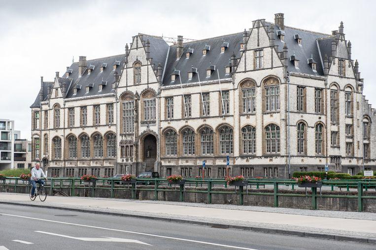 Illustratiebeeld- De man mocht het komen uitleggen in de politierechtbank in Oudenaarde.